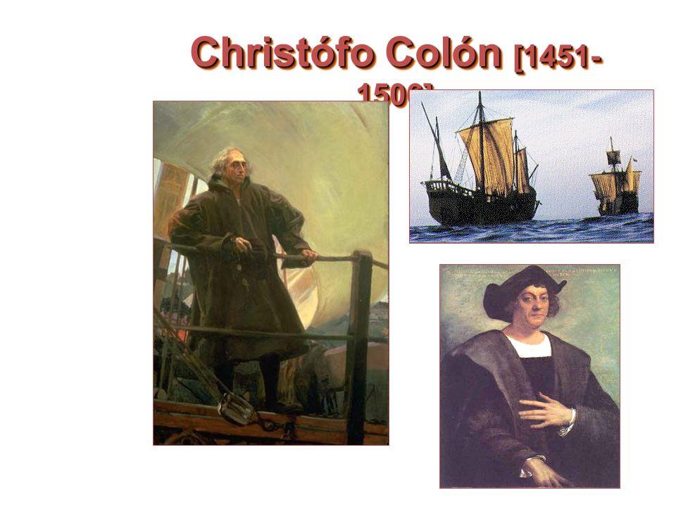Christófo Colón [1451-1506]